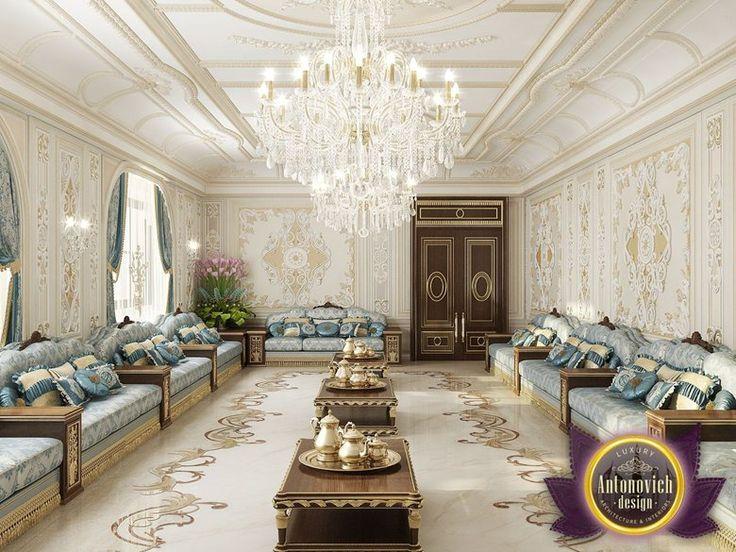 Kitchen Design Usa By Katrina Antonovich: Interior Majlis From Luxury Antonovich Design , Katrina