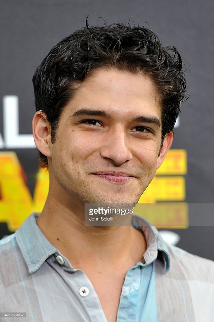 Actor Tyler Posey attends Cartoon Network's fourth annual Hall of Game Awards at Barker Hangar on February 15, 2014 in Santa Monica, California.