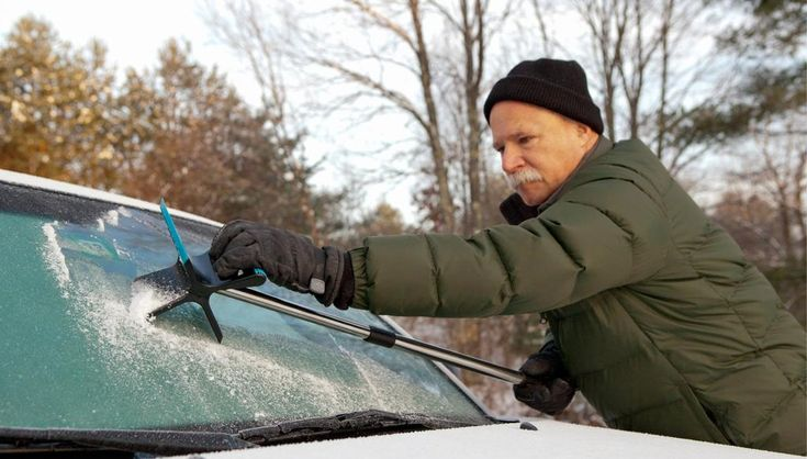 Cold this morning? Attack the ice with Thor - a multifunctional ice scraper with telescopic handle! #lifestylestore #lifestyle #thor #icescraper #extendable #scrape #nomoreice #winter #windshield https://goo.gl/NDGRcZ