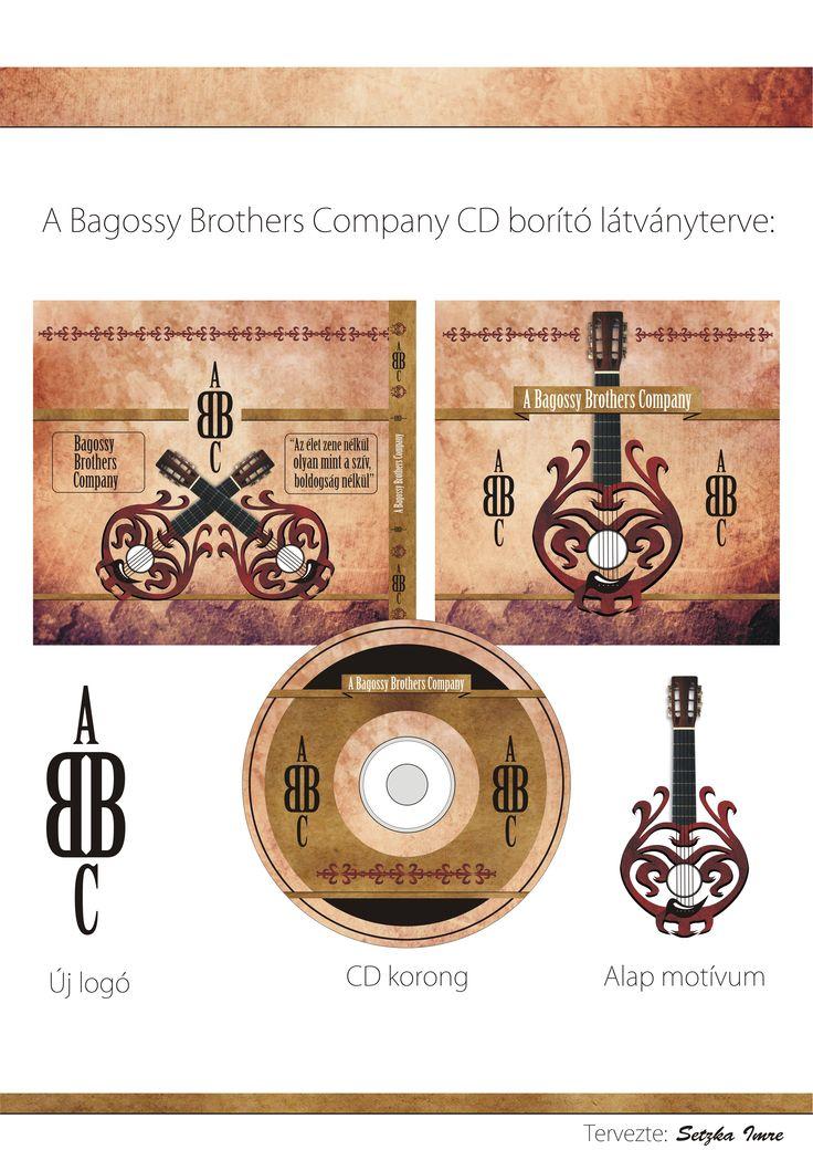 """""""ABBC - CD borítólátványterve"""""""