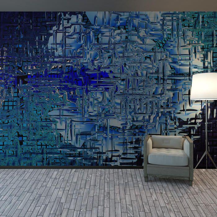 Ledová stěna - fototapeta Samolepící vinylová tapeta 300 x 220 cm