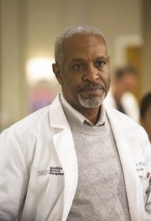 James Pickens Jr.  One of my favorites on Grey's Anatomy.  I think he is hot!