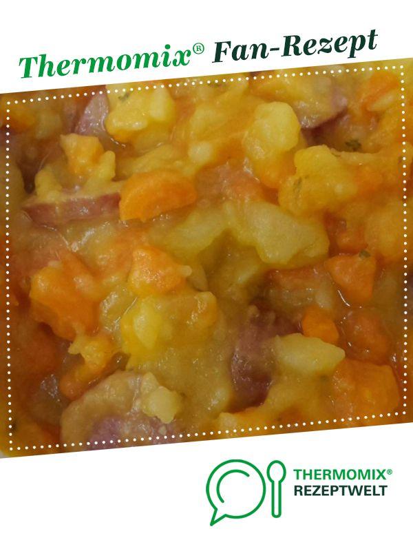 Möhren Kartoffel Eintopf Rezept In 2019 Thermomix Kochen