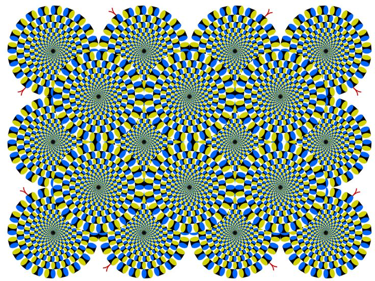 Optical illusions | 10 Optical Illusions That Will Blow Your Mind (PHOTOS)