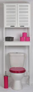 10 idee salvaspazio low cost per bagni piccoli | donneinpink magazine