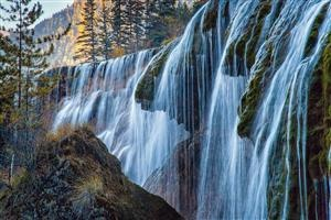 Pearl Shoals Waterfall: Nature, Waterfall Jiuzhaigou, Pearls Shoals, Shoals Waterfall, Places I D, Beatiful Places, Amazing Places, Photography, Fall Water