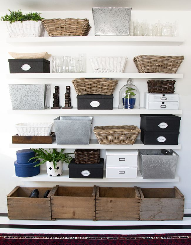 374 best DIY Home Organization Ideas images on Pinterest