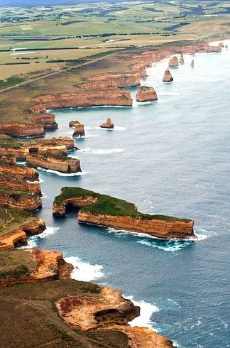 21 Breathtaking Coastlines To Add To Your Bucket List Great Ocean Road, Victoria — Australia