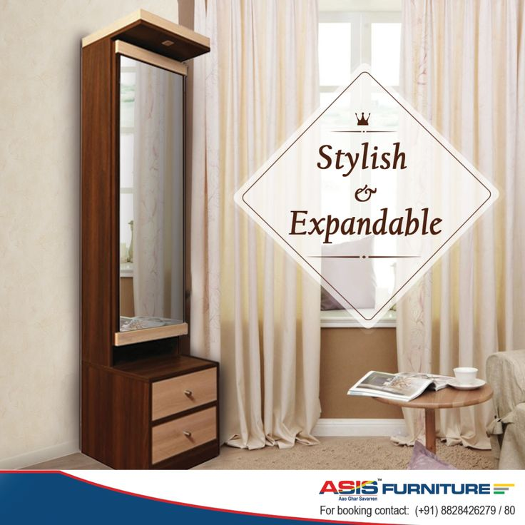 Get the neat and tidy ASIS Exclusive dresser to add some life to your home. http://bit.ly/1SUCoHP