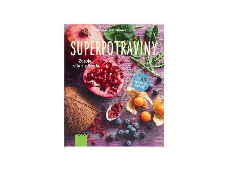 Superpotraviny - Susanna Bingemer