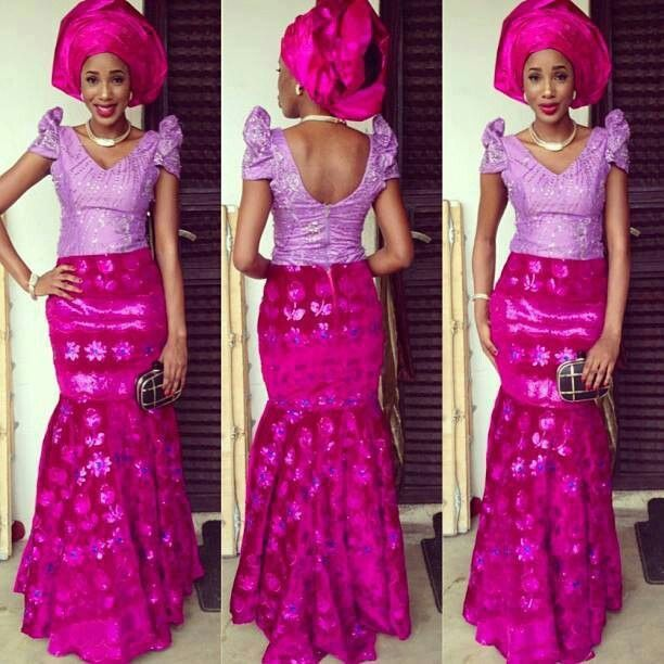 Nigerian Fashion Design Dresses African fashion styles
