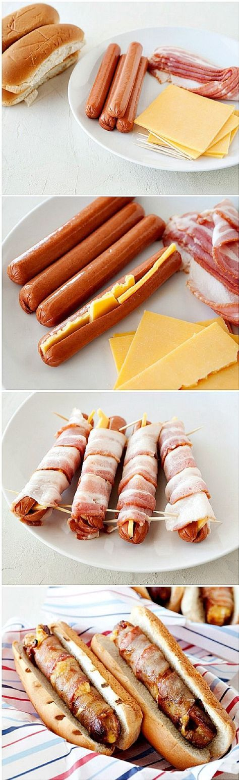 16 Outstanding Hot Dog Recipes - GleamItUp