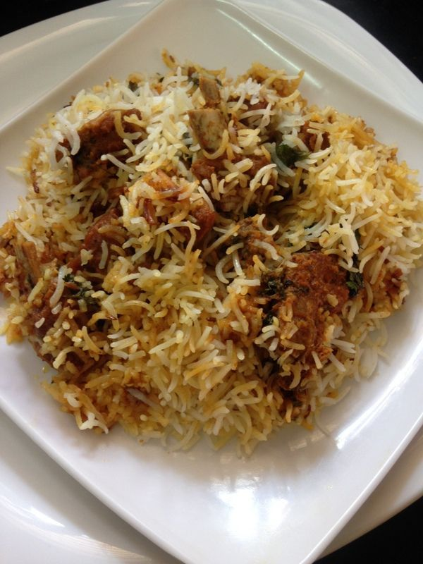 Mutton Biryani Recipe  Mutton Biryani Recipe here in this post is a pakki yakhni style Hyderabadi biryani recipe made by cooked mutton and also cooking it by making layers of mutton and rice. #indianfood #ricerecipes #biryani #dinnerideas #lunchideas