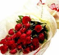 Bunga Hand Bouquet Mawar Merah   Toko Bunga by Florist Jakarta