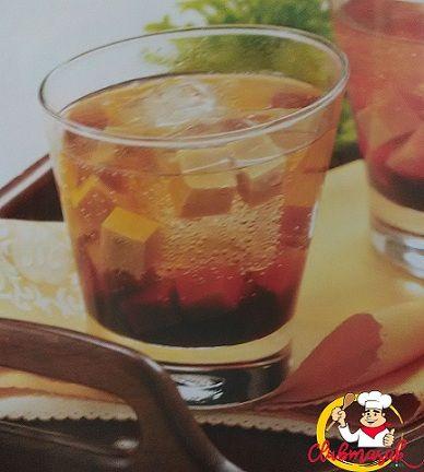 Resep Agar-Agar Sirop Moka, Resep Minuman Sehat Untuk Diet, Club Masak