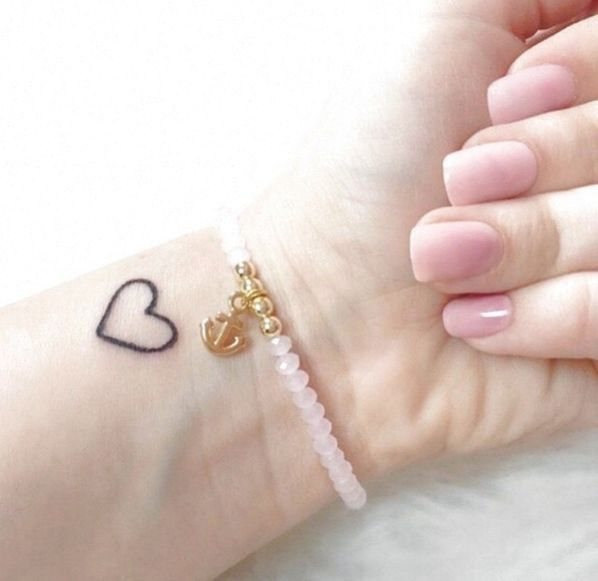 small heart tattoo                                                                                                                                                                                 More