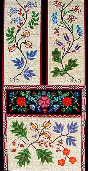 Christi Belcourt (Metis): Based on Tradition, Inspired by Nature