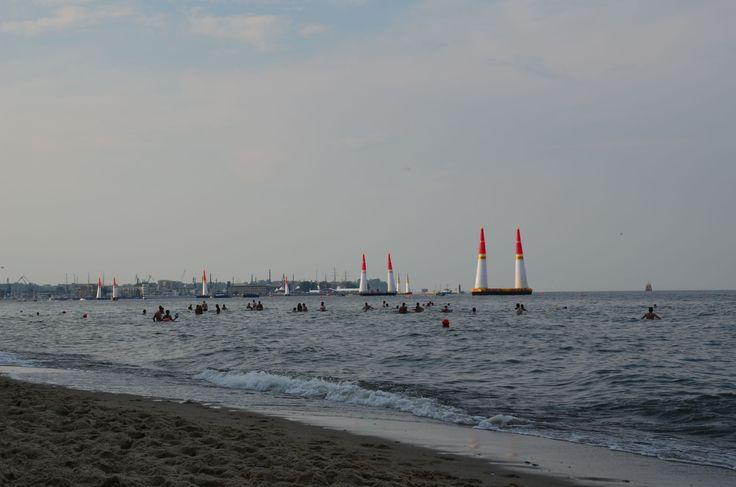 Red Bull Air Race 2014 in Gdynia  #gdynia #redbull