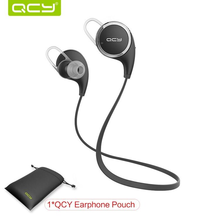 QCY QY8 Mini Bluetooth 4.1 Headset Sport Bluetooth Earphone Mic Noise Cancelling Earbuds
