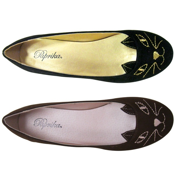 There are the purrrfect vegan flats, and cost a fraction of their designer counterparts! They are also cruelty free which makes them so much better! #vegan shoes
