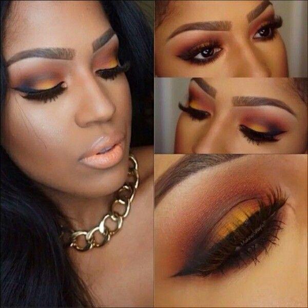 Best 20+ Black Girl Makeup Ideas On Pinterest