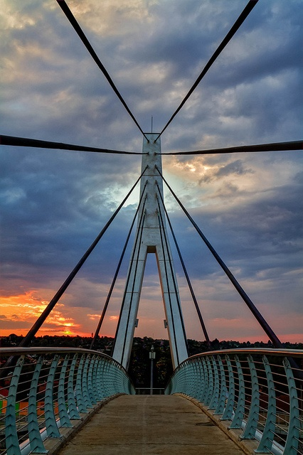 Passage to the sunset by Pascal Parent, via Flickr