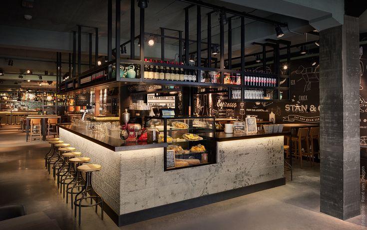 Les 25 meilleures id es concernant design bar restaurant sur pinterest design de restaurant - Deco design fabriek ...