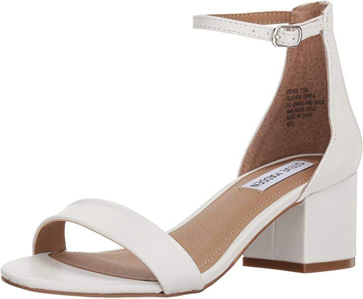 82de03df03597 Amazon.com | Steve Madden Women's Irenee Heeled Sandal, Black Suede ...