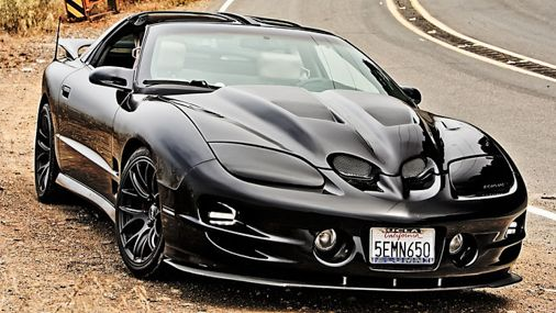 Pontiac Firebird GTA Always wanted this car!