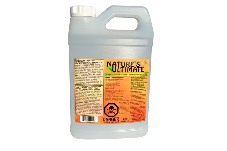 Our #NUC is sold in sizes for all levels of usage.  236ml, 473ml bottles or 1.9ml or 3.8l jugs.