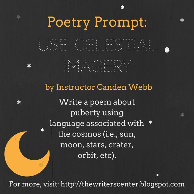 exercises for creative writing poetry More so than any other form of writing, poetry is known for its ability  with these  poetry exercises, you will attempt to write poems that are.