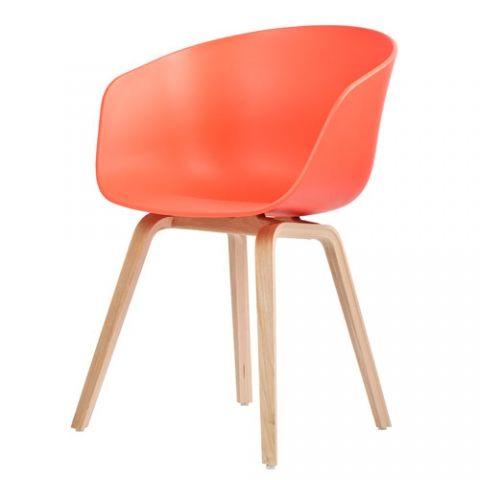 DESIGNDELICATESSEN - HAY – About a Chair AAC22- skaldstol