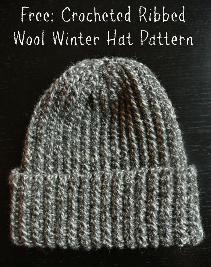 Crochet hat 4