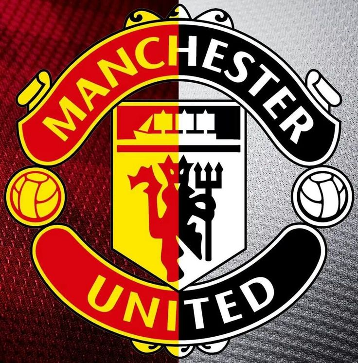 Manchester United...he tells me the best team in the world, I'm on his team now.. RED
