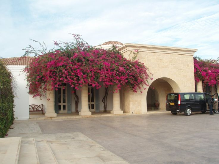 Hotel Anassa, Cyprus