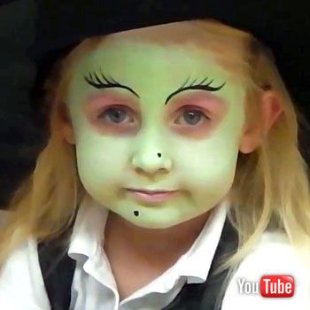 Wicked Witch Pinned for Kidfolio - the app for parents- kidfol.io