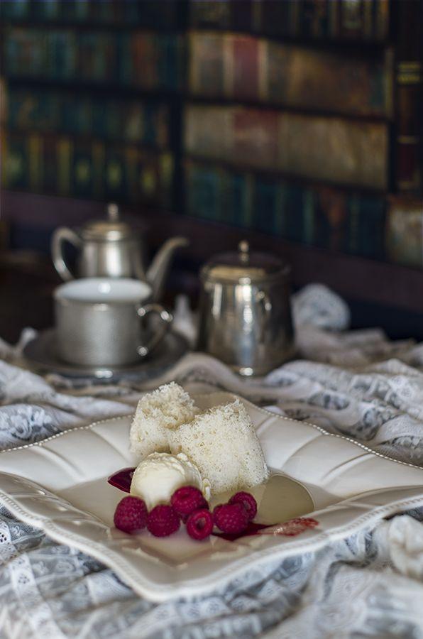 Esponja de tres leches, Cooking the Chef, Enrique Olvera, sifón,