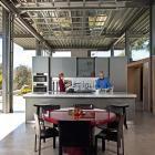 Elektrische Rolltore in der Küche