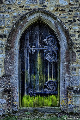 Holy Trinity Church Door, Liverpool