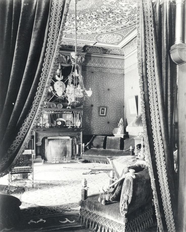 Victorian Sitting Rooms: 48 Best Images About 1890s Design On Pinterest