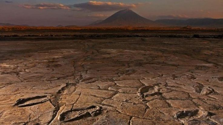 19,000-Year-Old Footprints of Ancient Humans Discovered in Africa   The Weather Channel