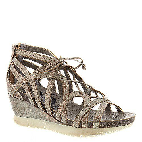 OTBT Women's Nomadic Light Pewter Sandal 6 M - http://www.cwebmarket.com/women/women-shoes/sandals/otbt-womens-nomadic-light-pewter-sandal-6-m/