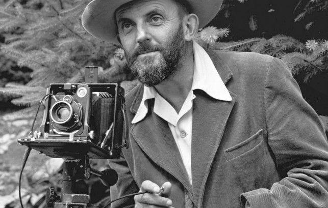 5 lezioni da Ansel Adams sulla fotografia