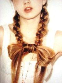 一度は試してみたい♡カジュアルコーデも可愛くきまる!愛されリボンヘアをあつめました♡にて紹介している画像