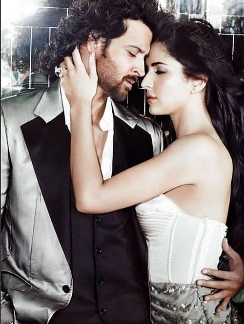 Katrina Kaif and Hrithik Roshan #harpersbazaarindia