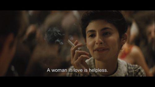 Resultado de imagen de a woman in love is helpless