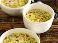 ramekin egg | Ramekin Recipes | Pinterest | Eggs, Sausages and Herbs