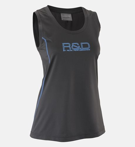 Simple design with effective properties. This multi-purpose, fully-functional tank is fast-drying, light and breathable. Perfect for creating optimal next-to-skin conditions during high-pulse activities