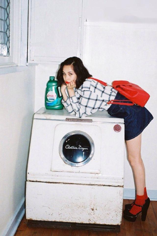 washing up | style | mood | girls | @lulusxo