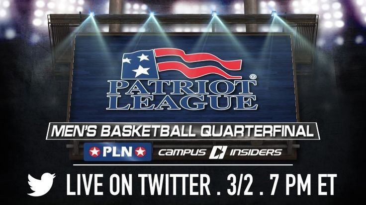 Patriot League Men's Basketball Quarterfinal Between Bucknell and Army to Stream Live vi...